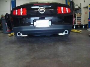 Megan Racing Stainless Tips Oe Rs Exhaust Kit For Ford Mustang Gt 2005 2009