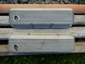 Vintage Cal Custom Valve Covers 40 2700 Ford Boss 302 351 Cleveland