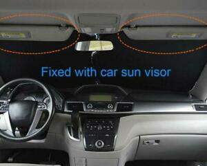 Gamurry Car Windshield Sun Shade Sun Shade For Car Windshield Foldable Car Sun
