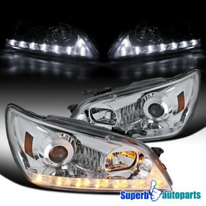 For 2001 2005 Lexus Is300 Projector Headlights W Led Signal Strip