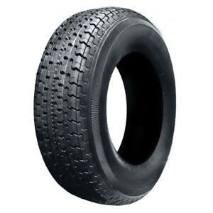 4 New Americus St Radial St 205 75r14 Load D 8 Ply Trailer Tires