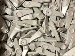 100k Sensormatic Supertag Security Tags With Pin Original Eas Preowned 58khz