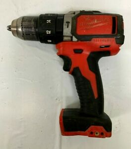 Milwaukee M18 1 2 Brushless 18v Hammer Drill Driver 2702 20 kl100