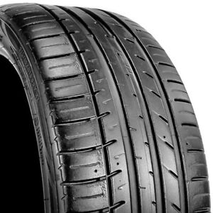 Kumho Ecsta Le Sport 215 40r18 Zr 89y Used Tire 5 6 32