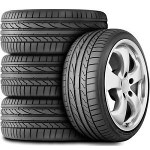 4 Bridgestone Potenza Re050a 245 45r17 99y Xl ao High Performance Tires