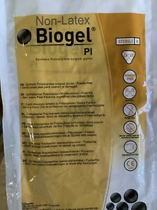200 Pair Case Of Biogel Size 7 5 Non latex Pi Surgical Gloves Exp 7 28 2021