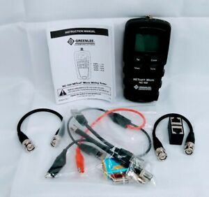 Greenlee Nc 100 Netcat Micro Digital Voice Data And Video Wiring Tester