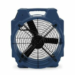 bluedri Pro 18 in 2 speed Outdoor Air Mover Fan 1 4 Hp 3300 Cfm bd Axial 25