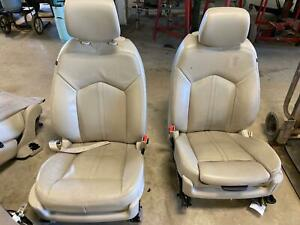 Full Set Of Seats Cadillac Srx 10