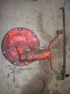 Vintage Ji Case Vac Tractor engine Governor Arm Cover 1946