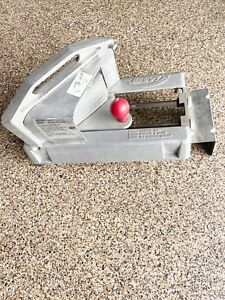 Prince Castle Tomato Saber Model 943 Commercial Tomato Slicer With Blade