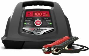 Schumacher 6 12v Fully Automatic Battery Charger 30 100a W Diagnostic Testing