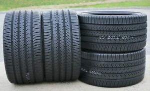 4 New Atlas Tire Force Uhp 305 35r24 112v Xl A S Performance Tires