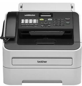 Brother Intellifax Fax 2840 Mono High speed Laser Fax Fax2840
