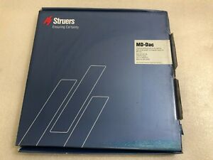 Box Of 5 Pcs struers Md dac 300mm Cat No 40500073 s23