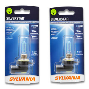 Sylvania Silverstar High Beam Low Beam Headlight Bulb For Ford Special Rv