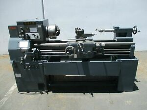 Whacheon Webb 16 X 40 Engine Lathe Impeccable Condition Ways Like Glass