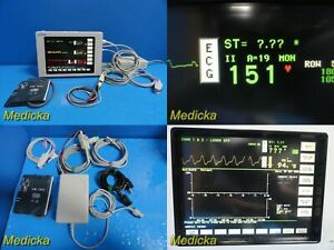Spacelabs 90369 Vital Signs Multiparameter Patient Monitor W 90496 Module 22037