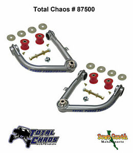Total Chaos Uni ball Upper Control Arms For Toyota Tundra 2007 2021 Tc87500