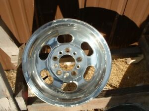 8 vintage american Drag 6x5 5 Bc 4 15x8 415x6 Aluminum Slotted Mag Wheels