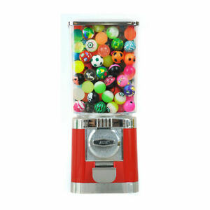 Automatic Capsule Candy Gumball Toy Bouncy Ball Vending Machine Gashapon Machine