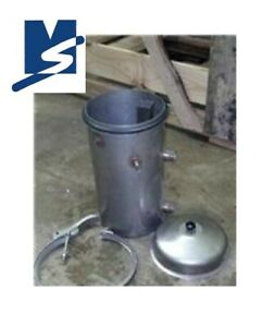 Water Separator For Perc Stainless Steel Dry Clean Machine Parts Solvent