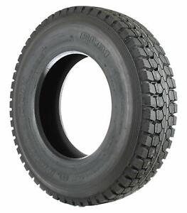 2 New Double Coin Rlb1 Lt225 70r19 5 G 14 Ply Drive Commercial Tires