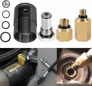 Ipr Valve Socket Hpop Air Test Fitting Tool Oil Rail Adapters For Ford 6 0l