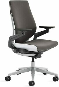 New Steelcase Gesture Desk Chair Chair Graphite Fully Adjustable