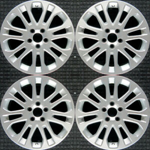 Volvo C30 Painted 17 Oem Wheel Set 2004 To 2010