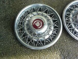 Wheel Cover Hubcap Rwd Wire Type Fits 86 87 Fleetwood 141322