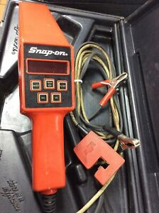 Snap On Tack Advance Timing Light Model Mt 1261a