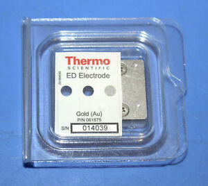 New Thermo Scientific 061875 Ed Electrode 1 0mm Ed3 Gold Au