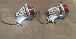1961 Imperial Tailights Lens Are Spectacular Some Pitting On Chrome Nice