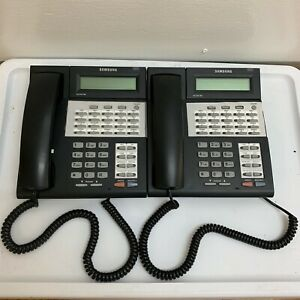 Samsung Falcon 28d Business Phone Lot Of 2 used