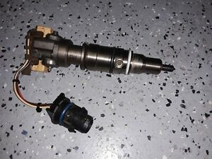 Ford 6 0 Powerstroke Fuel Injector Used Oem Cn5019rm Reman Injector