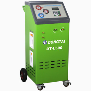 Refrigerant Recovery And Recycling Machine Shipping Worldwide