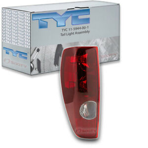 Tyc 11 5944 00 1 Tail Light Assembly For General Motors 20825943 Ag