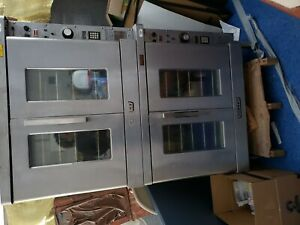 Hobart Commercial Double Oven