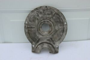 Flathead Ford V8 Timing Cover 1932 41 With 3 Bolt Distributor Part 18 6019 B