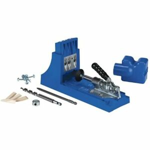 Jig K4 Pocket Hole System Power Drill Accessories