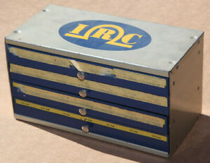Assorted Various Vintage Resistors And Capacitors And Cool Irc Box