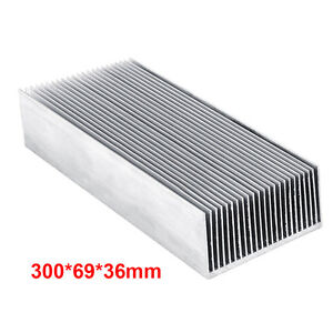 New Aluminum 4 6mm Heatsink Heat Sink For Power Ic Transistor Motherboard Zb