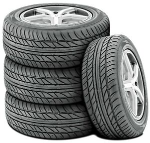4 New Ohtsu By Falken Fp7000 205 40r17 84w A S High Performance Tires