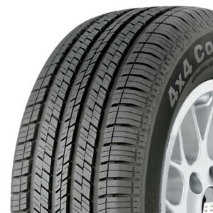 Continental 4x4 Contact 255 55r19 111v Xl A S All Season Tire