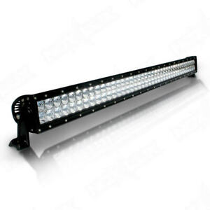 Aurora 40 Inch Led Double Row Off Road Light Bar Combo Dual 400w 22400 Lumens