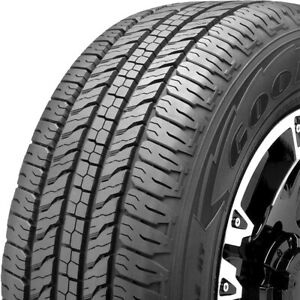 4 New Goodyear Wrangler Fortitude Ht 265 70r16 112t A S All Season Tires