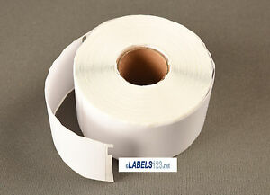8 Rolls Large Address Labels Dymo r Labelwriter r 30321 400 450 Bc Twin Turbo