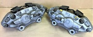 Pull Off Oem Brembo Front Caliper Set Fits Bmw F30 3 Series 4 Series