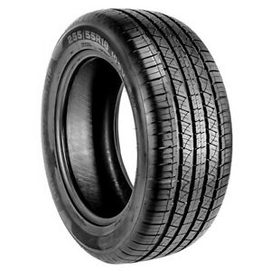 2 Pair Lion Sport 4x4 Hp 255 55r18 109v Xl A S Performance Blem Tires